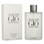 Giorgio Armani Acqua Di Gio For Men edt 200 ml