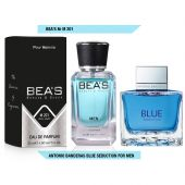Beas M201 Antonio Banderas Blue Seduction Men edp 50 ml