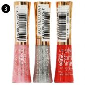 Блеск для губ Loreal 3 Lipgloss Glam Shine №3 6 ml (упаковка)