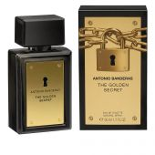 Antonio Banderas Golden Secret For Men edt 50 ml original