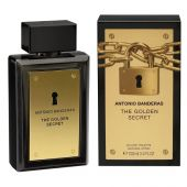 Antonio Banderas Golden Secret For Men edt 100 ml original
