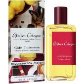 Tester Atelier Cologne Cafe Tuberosa Cologne Absolue 100 ml
