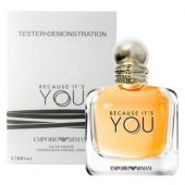Tester Giorgio Armani Because It's You For Women edp 100 ml