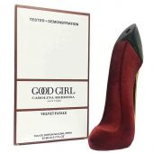 Tester Carolina Herrera Good Girl Velvet Fatale Red 80 ml